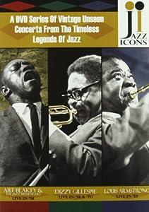Jazz Icons: Series 1 (Nine DVD Boxed Set)