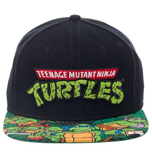 Teenage Mutant Ninja Turtles Sublimated Bill Snapback
