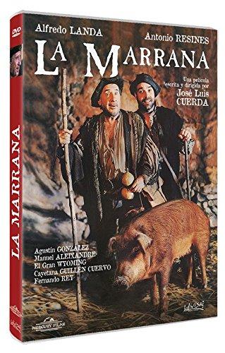 la-marrana-dvd
