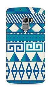 Amez designer printed 3d premium high quality back case cover for Lenovo K4 Note (Pattern Design)