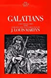 img - for Galatians (Anchor Bible) by James Louis Martyn (1997-12-29) book / textbook / text book