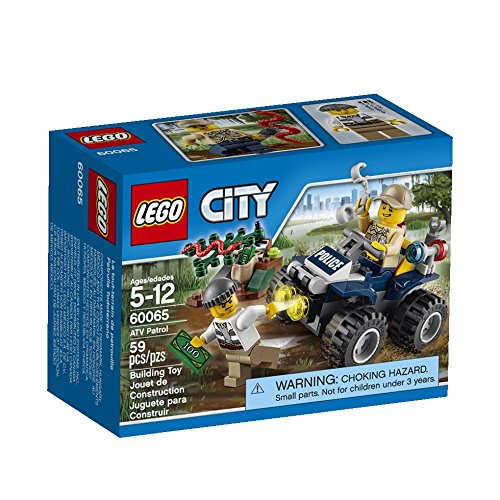 LEGO City Police ATV Patrol - 1