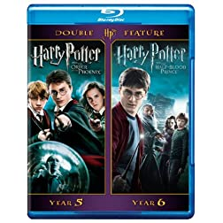 Harry Potter: Years 5 & 6 [Blu-ray]