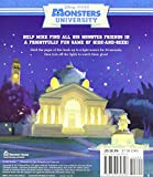 Monster Hide-and-Seek (Disney/Pixar Monsters University) (Glow-in-the-Dark Board Book)