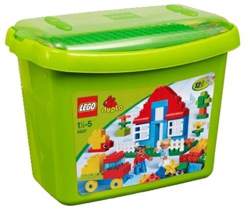 LEGO DUPLO 5507: Deluxe Brick Box