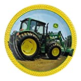 Party Destination John Deere Dessert Plates