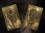 高島易断正統継承者 監修 『富豪の財符』 カードサイズの黄金金運アップカード 一粒万倍日に特別金運祈祷済み 金運グッズ 開運グッズ -