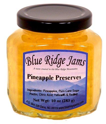 Pineapple Preserves, Set of 3 (10 oz Jars)