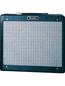 Fender Blues Junior 15-Watt 1x12-Inch Guitar Combo Amplifier - Black