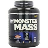 Cheap CytoSport Monster Mass 2700 g Strawberry Weight Gain Shake Powder Review-image