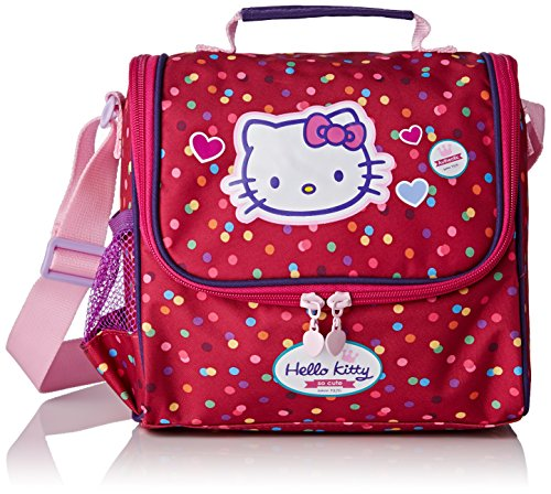 Hello Kitty Zaino Casual, Framboise (Rosa) - HQA16050