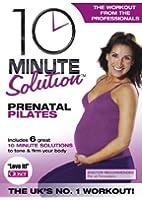 10 Minute Solution - Prenatal Pilates [DVD]