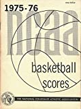 img - for The Official National Collegiate Athletic Association Basketball Scores, 1975-76 book / textbook / text book