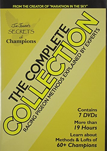 Pigeon Racing: Secrets of Champions- The Complete Collection