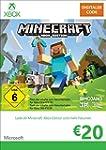 Xbox Live Minecraft 20€ Guthab...