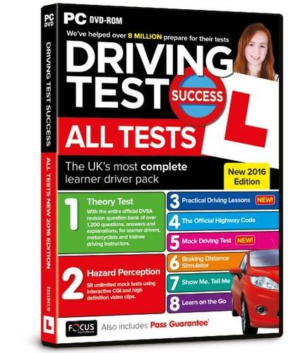Driving Test Success All Tests (Dts)