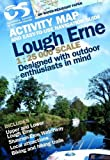 Ordnance Survey of Northern Ireland Lough Erne (Irish Activity Map)