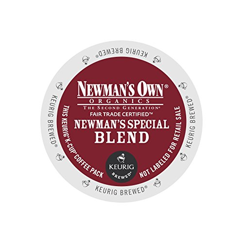 Newman's Own Organics Special Blend, Keurig K-Cups, 72 Count (K Cups Coffee Newmans Own compare prices)