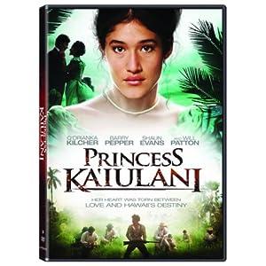 Princess Kaiulani DVD
