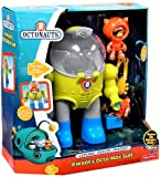 Fisher-Price Octonauts Kwazii's Octo Max Suit