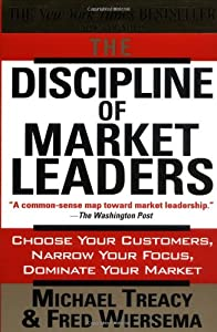 "Cover of ""The Discipline of Market Leader..."