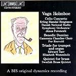 Holmboe: Cello Concerto / Benedic Dom...