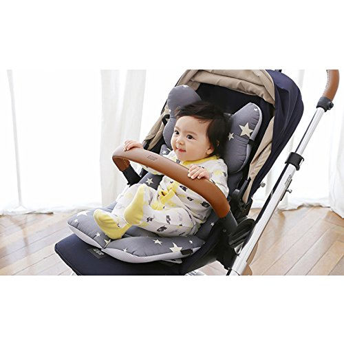 head neck support baby pillow organic cotton best headrest for car seat stroller for infant. Black Bedroom Furniture Sets. Home Design Ideas