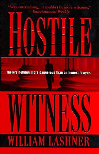 Hostile Witness (Victor Carl Series)