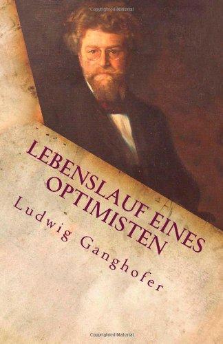 Lebenslauf eines Optimisten: Buch der Kindheit (German Edition)