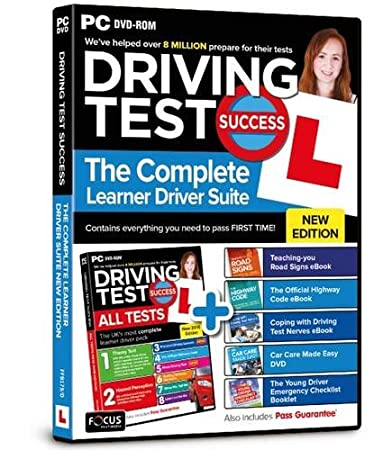 Driving Test Success the Complete Learner Driver Suite 2016 (Dts)