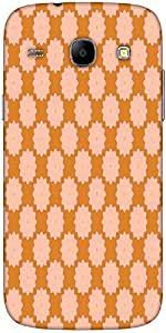 Snoogg Flora Pattern Design Solid Snap On - Back Cover All Around Protection ...