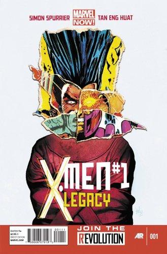 X-Men Legacy #1 - 1