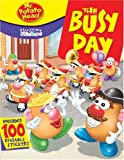 Storytime Stickers: MR. POTATO HEAD: The Busy Day (Storytime Stickers)