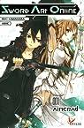 Sword Art Online Aincrad (roman) par Kawahara