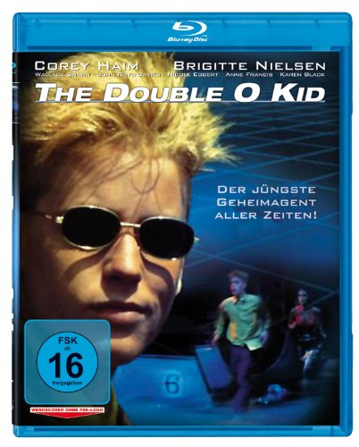 The Double 0 Kid [Blu-ray]