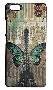 Vcare Shoppe Designer Printed Back case cover for Micromax Canvas Fire 4 A107
