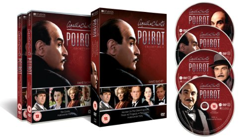 Agatha Christie's Poirot - Collection 8 [DVD]
