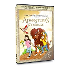 Adventures from the Book of Virtues - Adventures in Courage