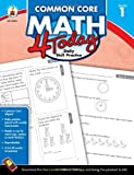 img - for Common Core Math 4 Today, Grade 1: Daily Skill Practice (Common Core 4 Today) book / textbook / text book