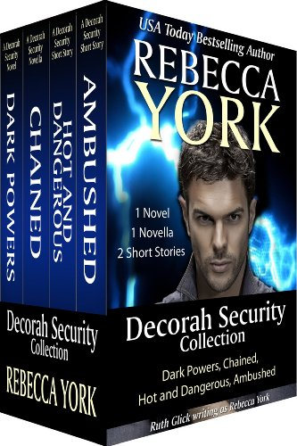 Decorah Security Collection by Rebecca York