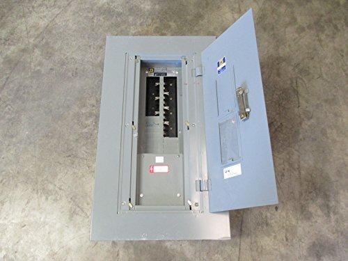 Square D 100 Amp 3P 4W 277/480 V Mlo Type Nehb Panel Nehb-99731-082 100A