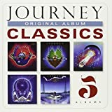 Journey Original Album Classics CD - 5 CDs + Digital Copy Infinity / Evolution / Esacpe / Frontiers / Raised on Radio