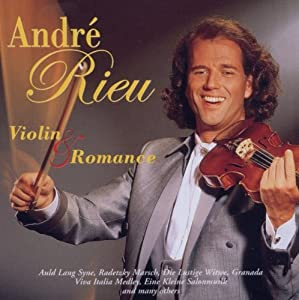 Romantic Violin by T2 Entertainment