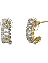 Ava Stud Earrings For Women (Golden) (E-SD-A00015)