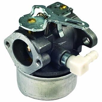 Oregon 50-640, Carburetor, Assembly Tecu