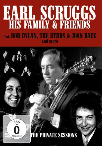 Earl Scruggs & Friends - The Private Sessions