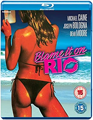Blame It On Rio [Blu-ray]