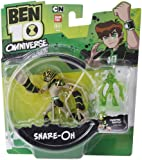 Ben 10 Omniverse Action Figure, Snare-Oh, 3 Inches