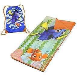 Disney Finding Dory Sling Bag Slumber Nap Mat Set