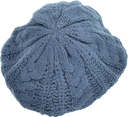Knitting Pattern Double Layer Hat : Knitted Beanie Patterns